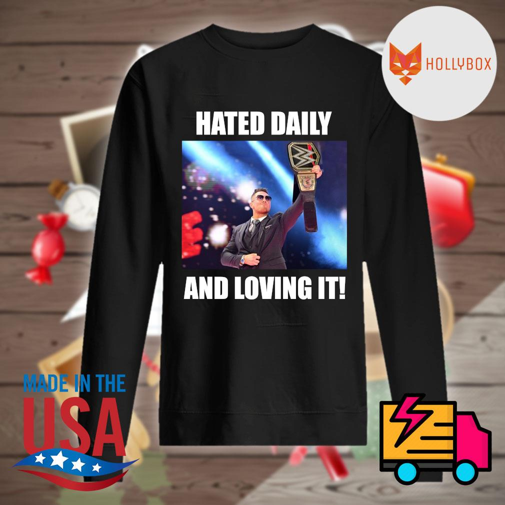 Hated Daily and loving it s Sweater