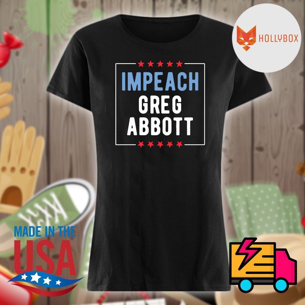 Impeach greg abbott s V-neck
