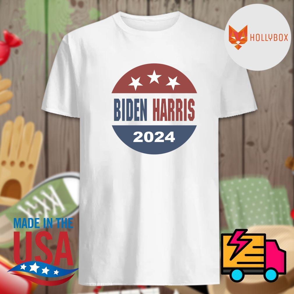 Official Biden Harris 2024 shirt