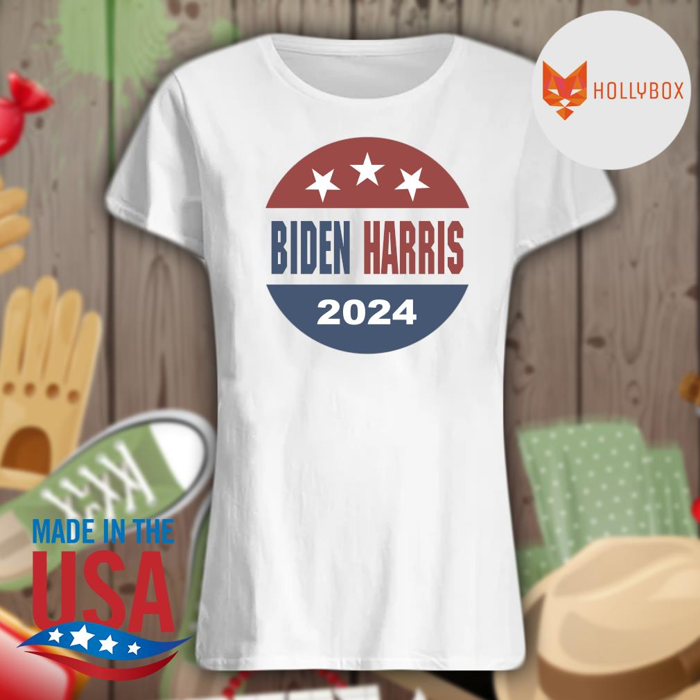 Official Biden Harris 2024 s V-neck