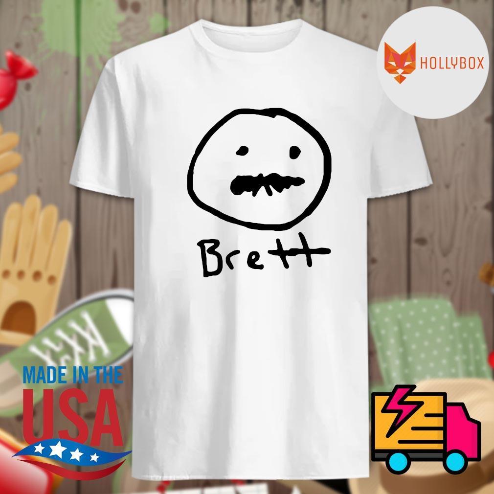 Official Brett shirt