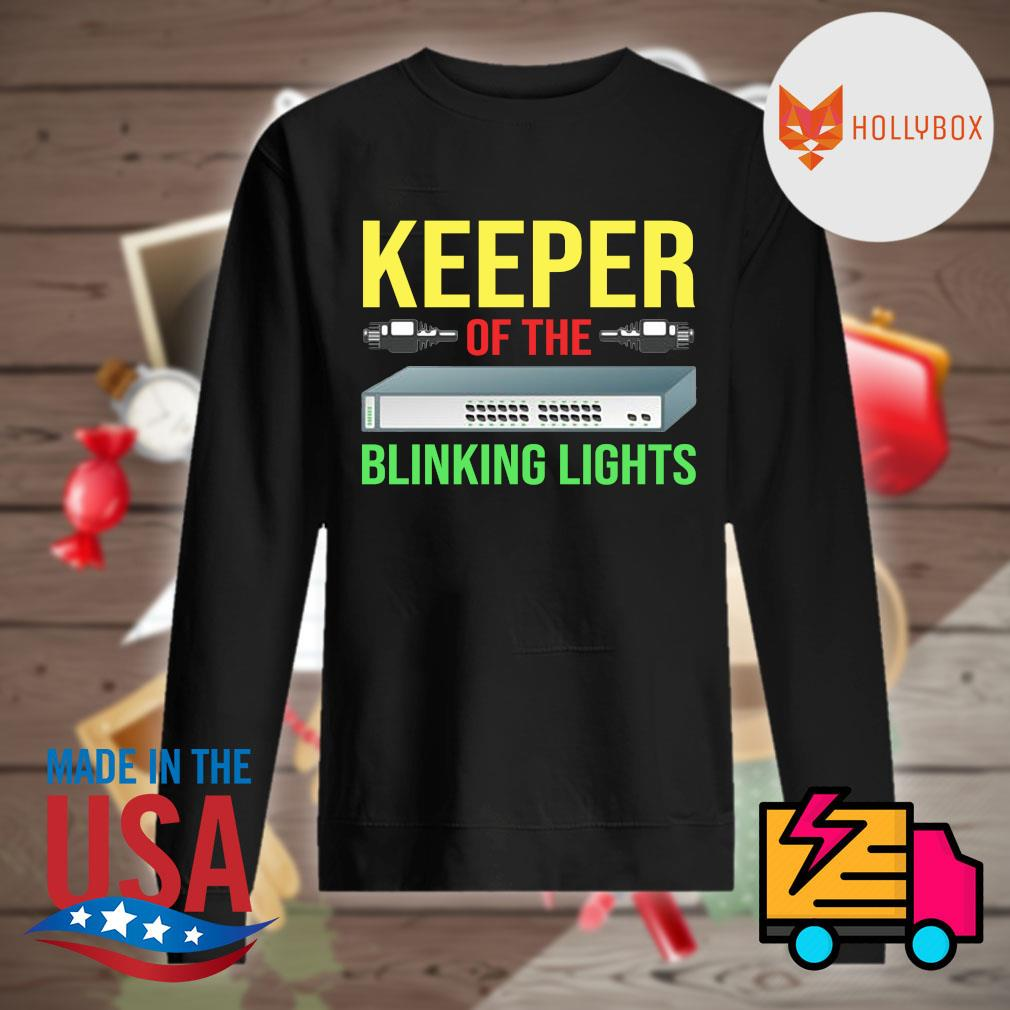 Keeper of the Blinking Lights s Sweater