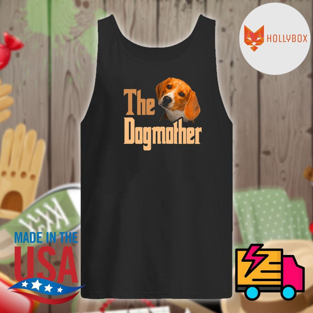Dachshund the dogmother s Tank-top