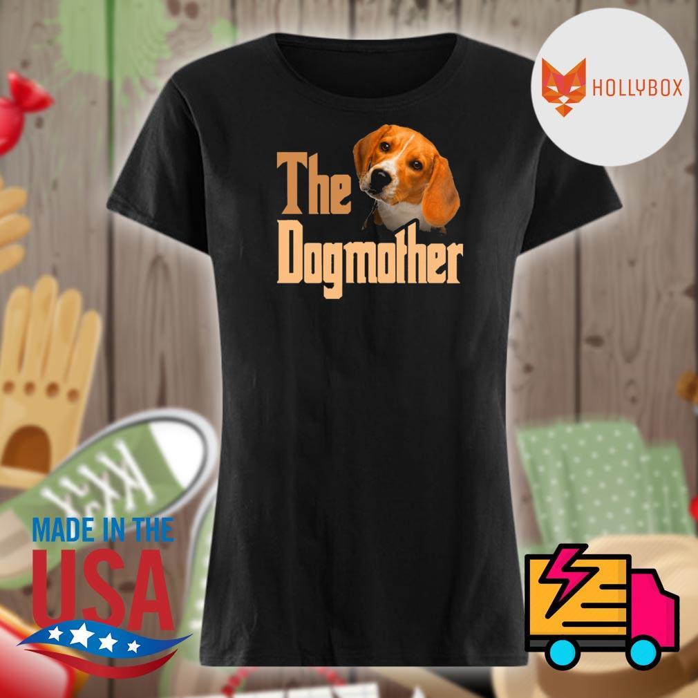 Dachshund the dogmother s V-neck