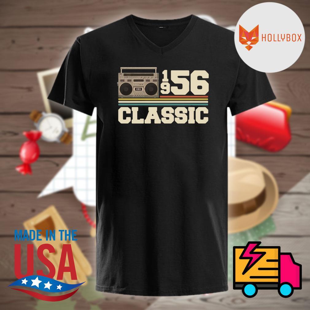 Vintage Cassette 1956 classic shirt