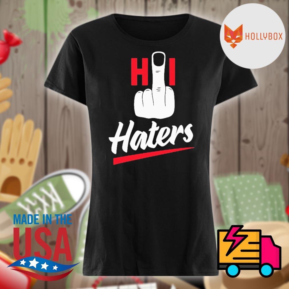 Fuck Hi haters s V-neck