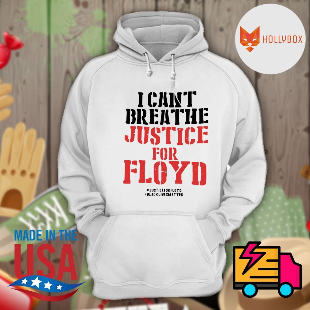 I can't breathe justice for Floyd s Hoodie