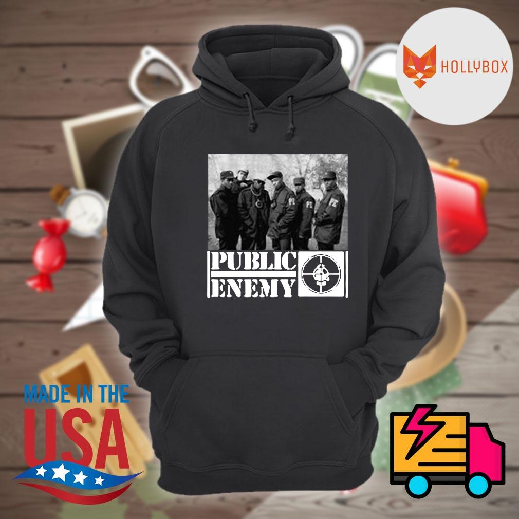 Public enemy band s Hoodie