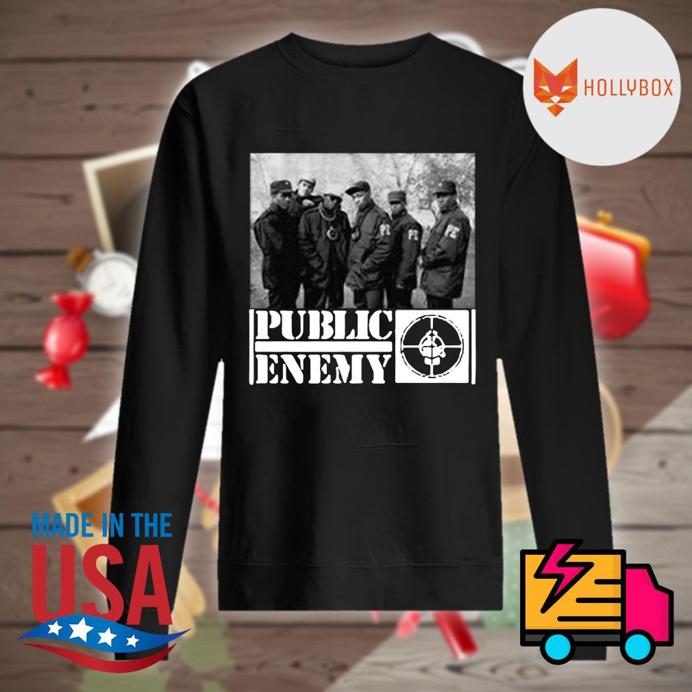 Public enemy band s Sweater