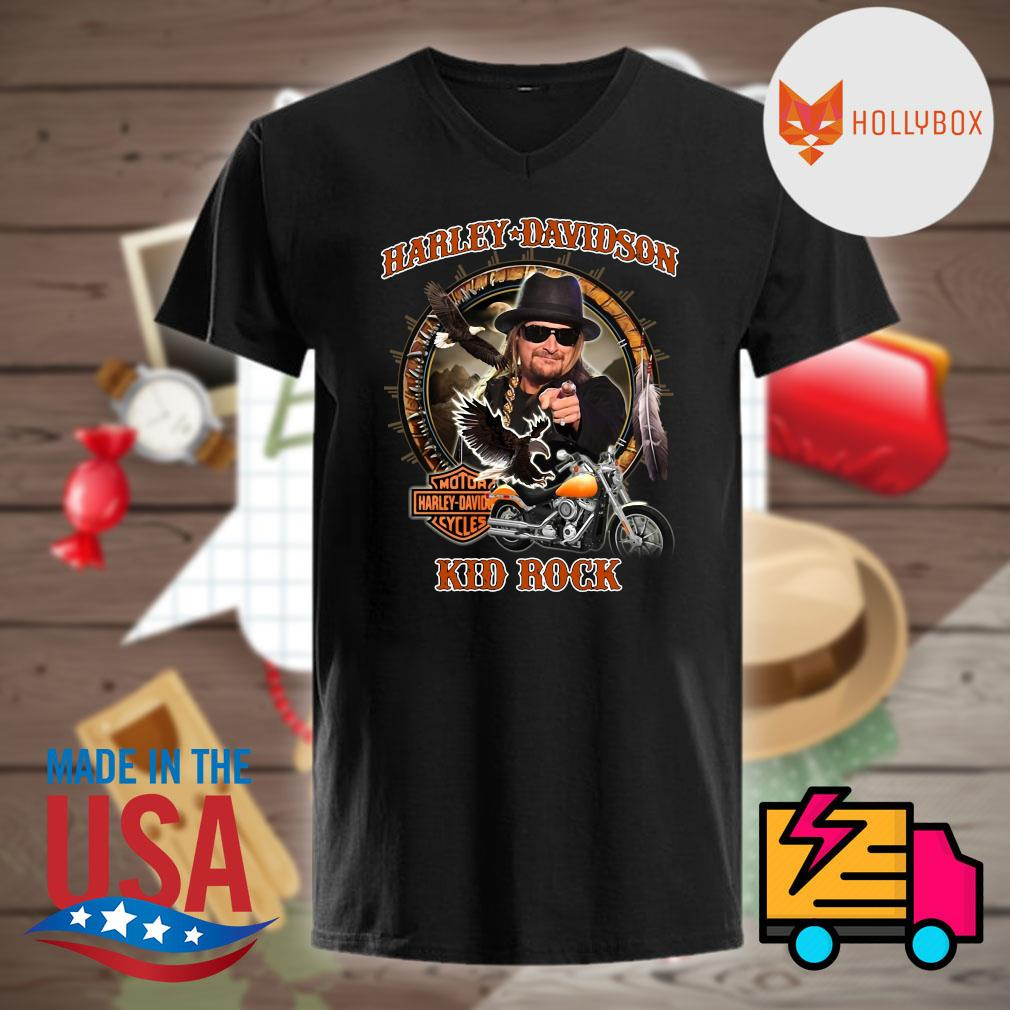 Harley Davidson Kid Rock motor Harley Davidson cycles shirt