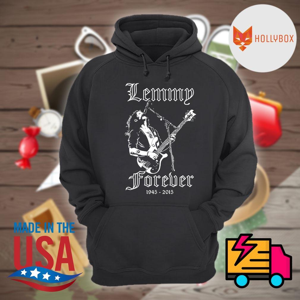 Lemmy Forever 1945 2015 s Hoodie