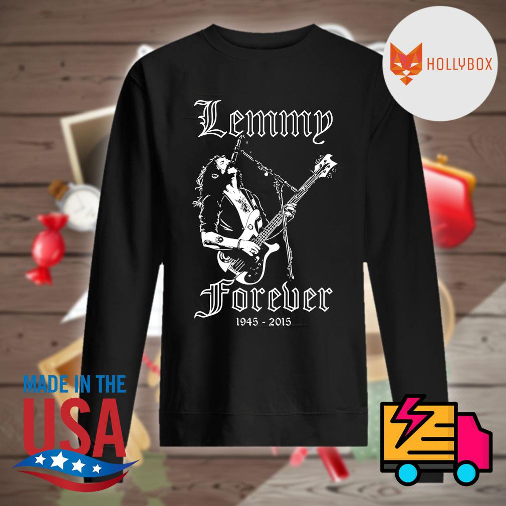 Lemmy Forever 1945 2015 s Sweater