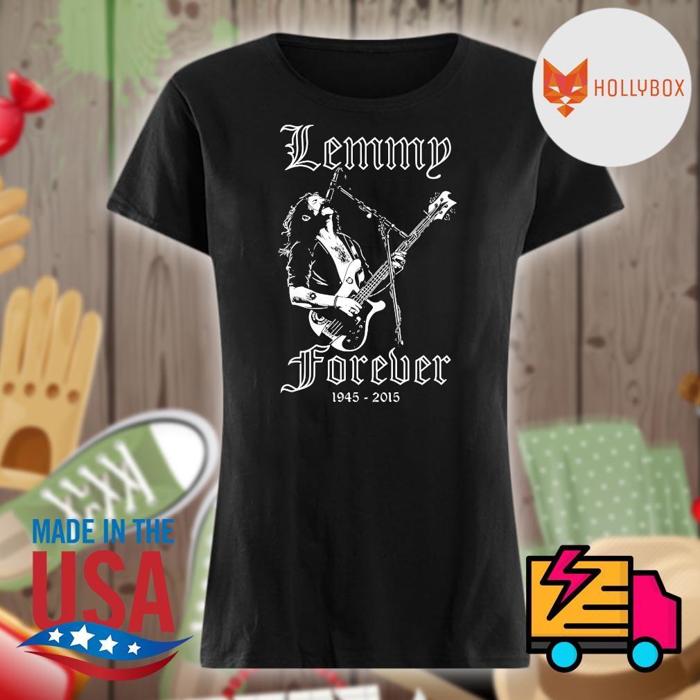 Lemmy Forever 1945 2015 s V-neck
