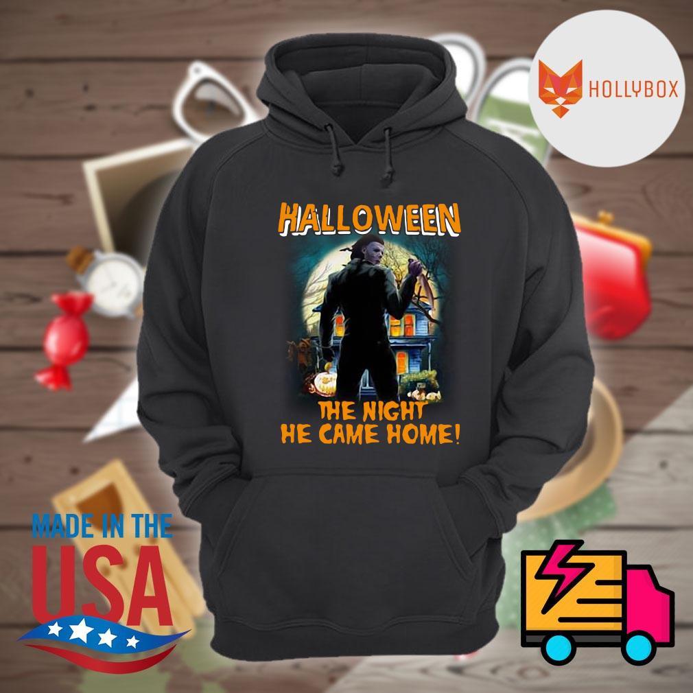 Michael myers Halloween the night he came home s Hoodie