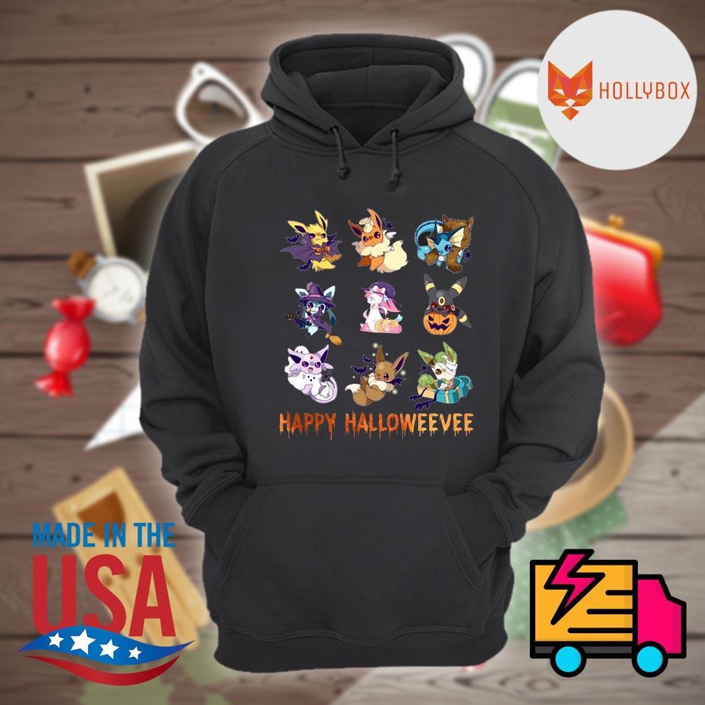 Pokemon beasts happy Halloweevee s Hoodie