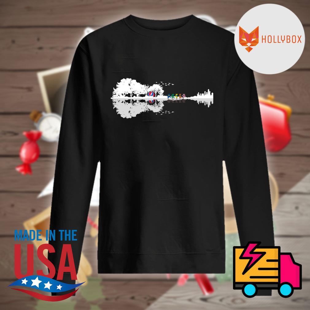 Guitar Jungle Grateful Dead s Sweater