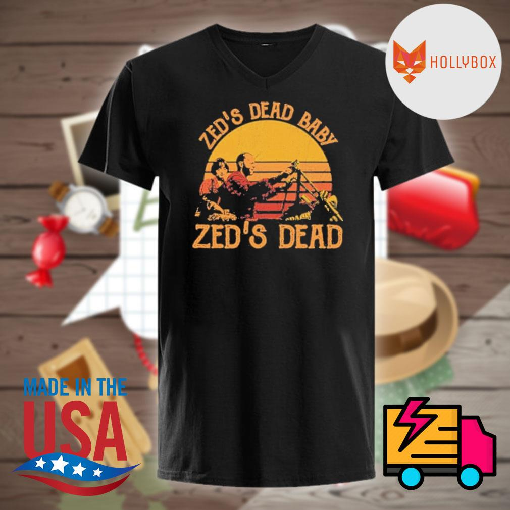 Zeds Dead baby Zed's Dead Vintage shirt