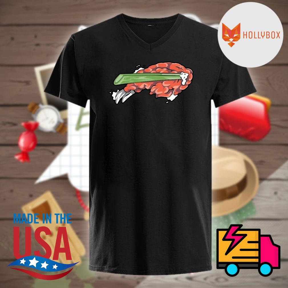 Buffalo wings football shirt