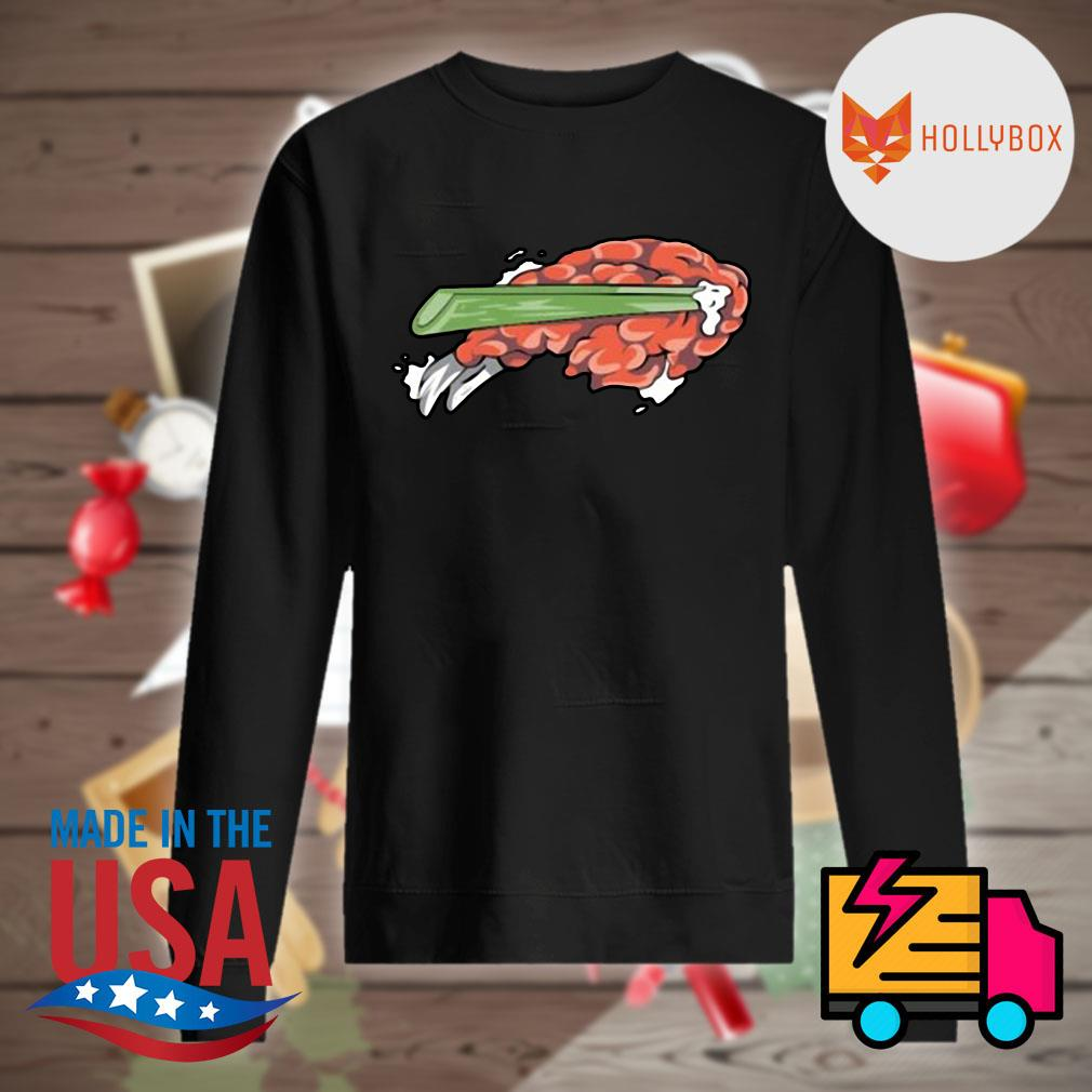 Buffalo wings football s Sweater